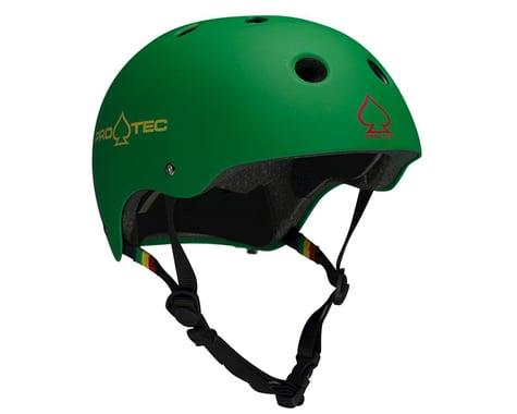 Pro-Tec Classic Helmet (Matte Green) (M)