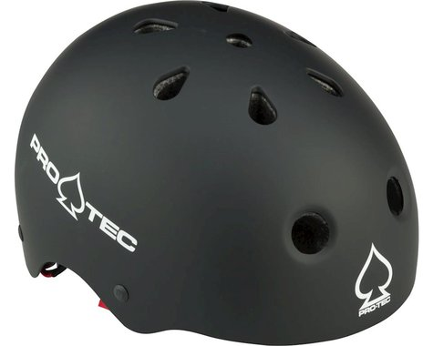 Pro-Tec Jr Classic Helmet (Black) (Youth) (2XS)