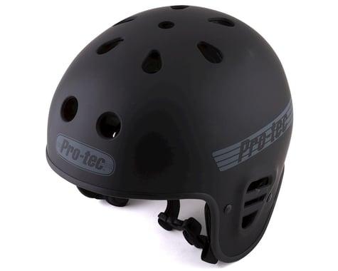 Pro-Tec Full Cut Certified Helmet (Matte Black) (M)