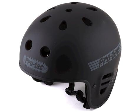 Pro-Tec Full Cut Certified Helmet (Matte Black) (L)