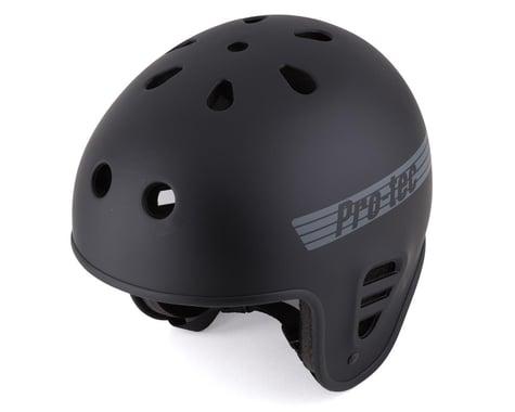 Pro-Tec ProTec Full Cut Helmet (Matte Black) (M)