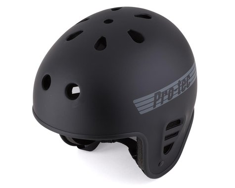 Pro-Tec Full Cut Helmet (Matte Black) (S)