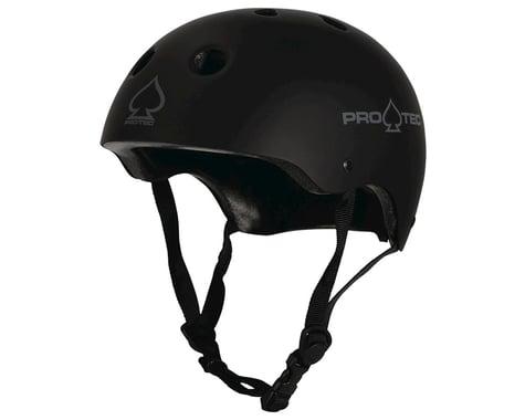 Pro-Tec Classic Certified Helmet (Matte Black) (L)
