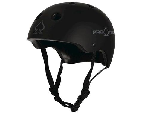 Pro-Tec Classic Certified Helmet (Matte Black) (M)
