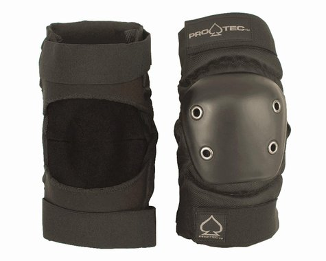 Pro-Tec Street Elbow Pads (Black)