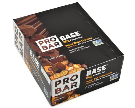 Probar Base Protein Bar (12) (Peanut Butter Chocolate)