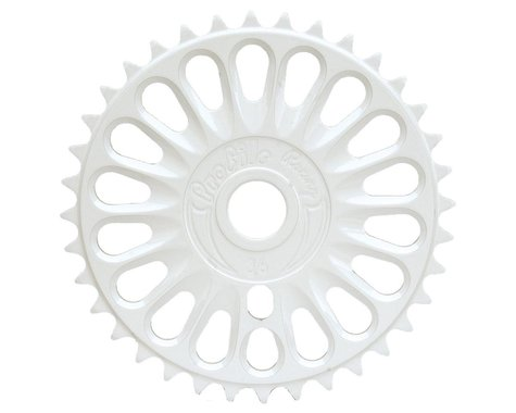 Profile Racing Imperial Sprocket 23-35T (White) (25T)