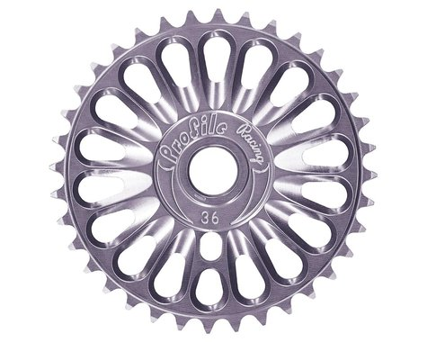 Profile Racing Profile Imperial Sprocket 36-46T (Silver) (37T)