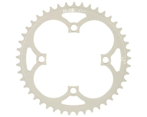 Profile Racing 4-bolt Chainring (Polished) (36T)