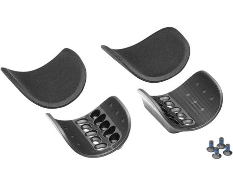 Profile Design Race Injected Armrest Kit (Black)