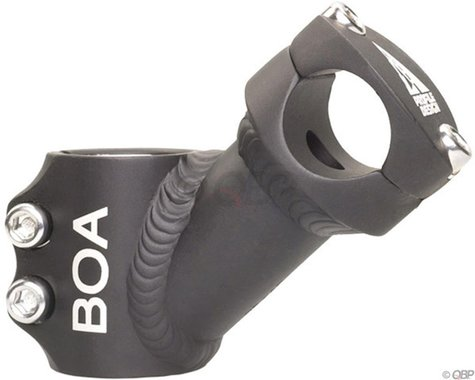 "Profile Design Boa Stem (Black) (+40°) (1-1/8"") (Threadless) (75mm)"