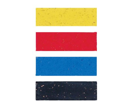Profile Design Cork Wrap Handlebar Tape (Yellow) (Adhesive)