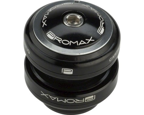 "Promax PI-2 Press-in 1-1/8"" Headset (Black) (Steel Sealed Bearing) (EC34/28.6) (EC34/30)"
