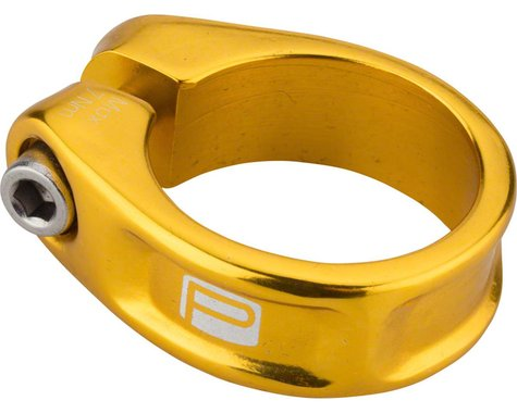 Promax FC-1 Fixed Seat Clamp 31.8mm Gold