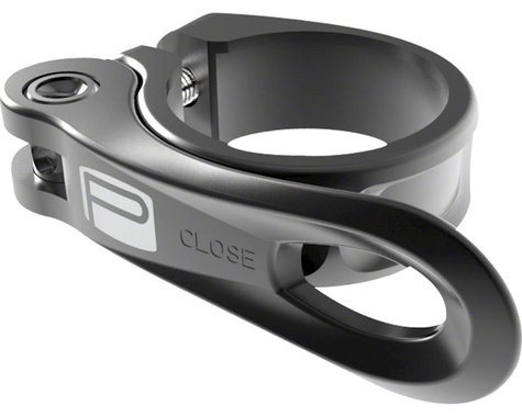 Promax QR-1 Quick Release Seat Clamp 25.4mm Black