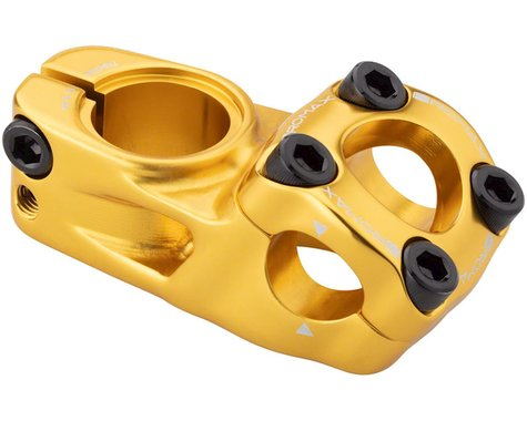Promax Impact 53mm Top Load Stem +/- 0 degree Gold