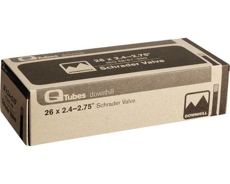 """Q-Tubes DH 26"""" x 2.4-2.75"""" Schrader Valve Tube"""