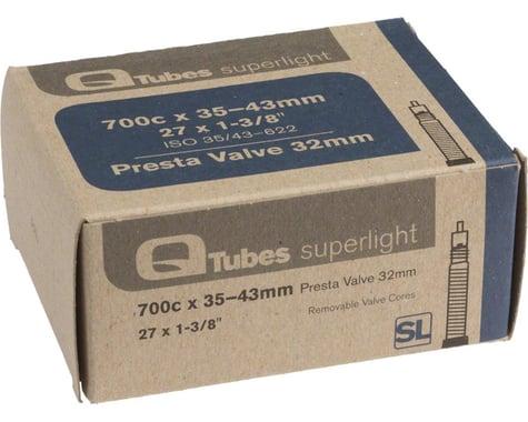 Q-Tubes Superlight 700c x 35-43mm 32mm Presta Valve Tube
