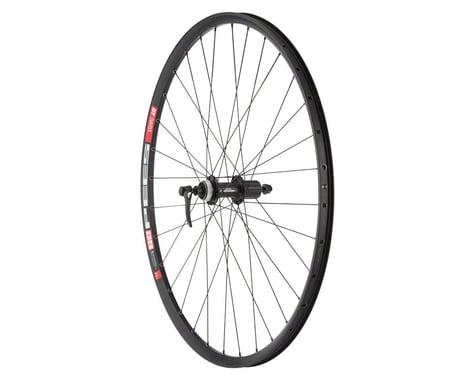 "Quality Wheels Deore M610/DT 533d Rear Wheel (Black) (27.5"") (Quick Release) (Disc)"