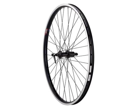 Quality Wheels Value HD Series Rear Wheel (Black) (700) (QR x 130mm)