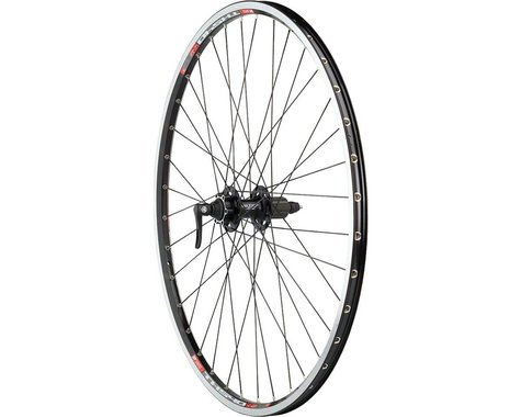 Quality Wheels XT/TK540 Rear Wheel (700c) (QR x 135mm) (6-Bolt) (Disc/Rim Brake)
