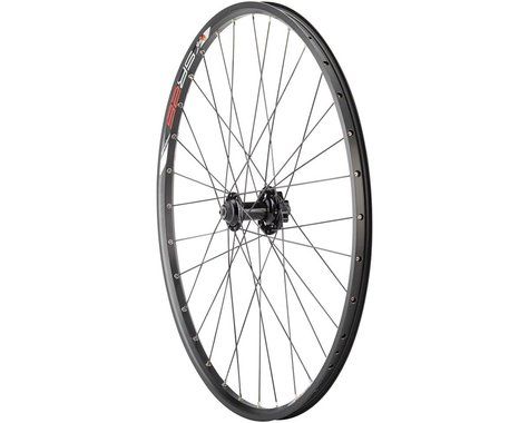"""Quality Wheels Value Double Wall Series Disc Front Front Wheel - 26"""", QR x 100mm"""