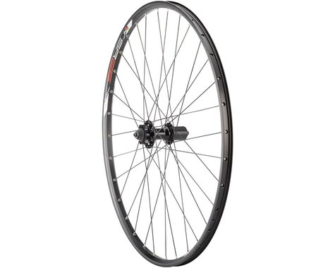 "Quality Wheels Value Double Wall Series Disc Rear Wheel (Black) (29"") (QR x 135mm)"