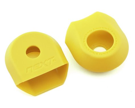 Race Face Crank Boots (Yellow) (Next G4) (2)