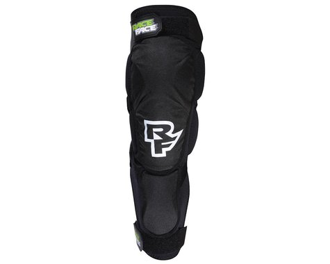 Race Face Flank Leg Guards (Black) (L)