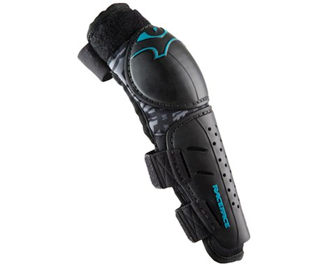 Race Face Protekt Kids Elbow Armor (Black) (S/M)