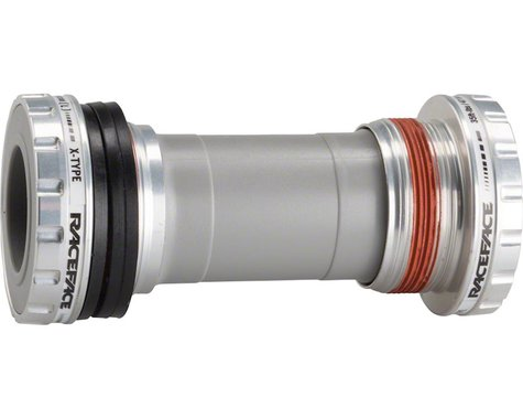 Race Face Team XC X-Type External Bottom Bracket (Silver) (BSA) (68/73mm)