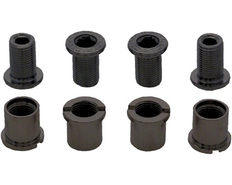 Race Face Chainring Bolts (12.5mm Bolt/Nut) (4)