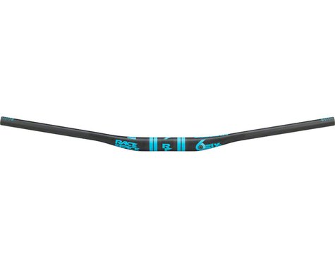 Race Face SIXC Carbon Riser Handlebar (Blue) (35.0mm) (20mm Rise) (820mm)