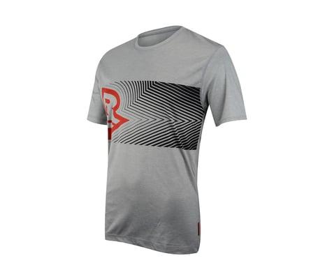 Race Face Trigger Tech Short Sleeve Jersey (Grey)