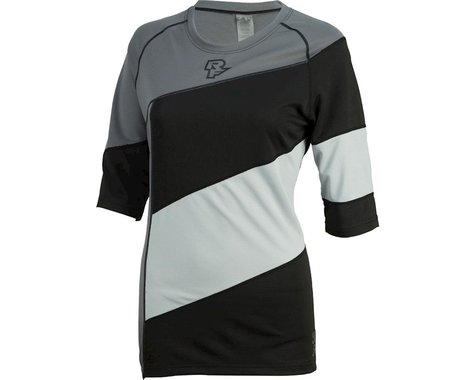 Race Face Khyber Women's Jersey (Black/Gray)