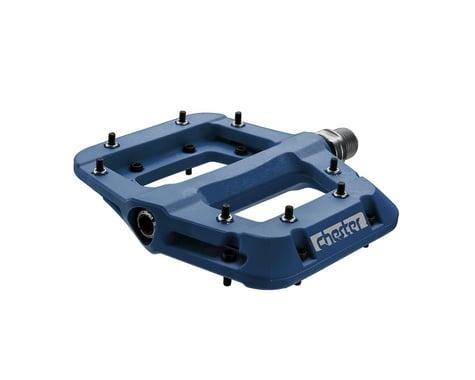 Race Face Chester Composite Platform Pedal (Blue)