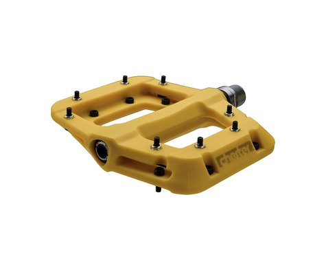 Race Face Chester Composite Pedals (Yellow)