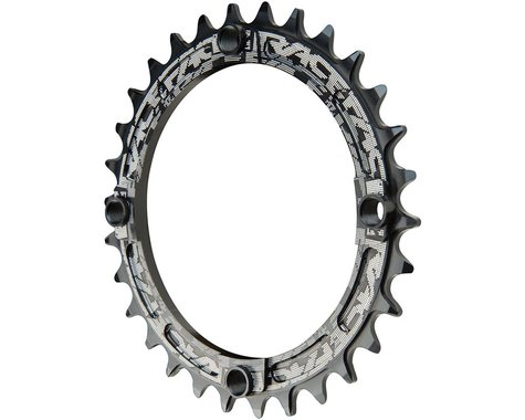 Race Face Narrow-Wide Chainring (Black) (104mm BCD) (Offset N/A) (30T)