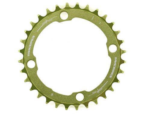 Race Face Narrow-Wide Chainring (Green) (104mm BCD) (Offset N/A) (32T)