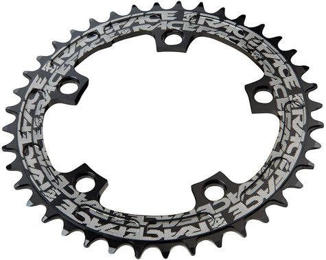Race Face Narrow Wide Chainring (Black) (110mm BCD) (Offset N/A) (38T)