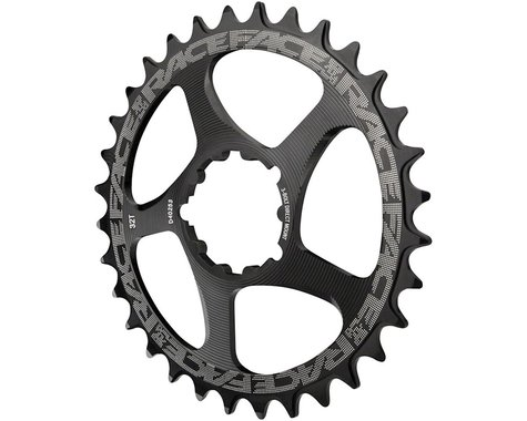 Race Face Narrow Wide 3-Bolt Direct Mount Chainring (Black) (36T)