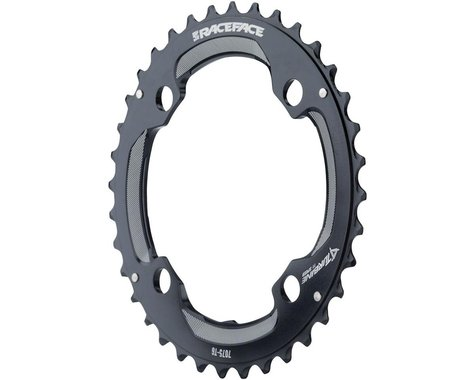 Race Face Turbine 11 Speed Chainring (Black) (104mm BCD) (Offset N/A) (34T)