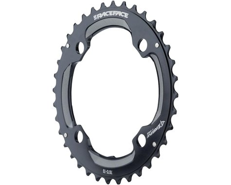 Race Face Turbine 11 Speed Chainring (Black) (104mm BCD) (38T)