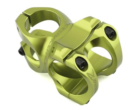 Race Face Turbine R 35 Stem (Green) (35mm Clamp) (40mm) (0°)