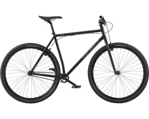Radio Divide Bike - 700c, Steel, Matte Black, Small