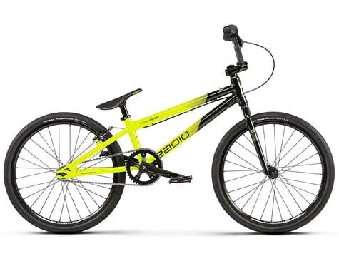 "Radio Raceline Cobalt Expert BMX Race Bike (19.5"" TopTube) (Black/Yellow)"