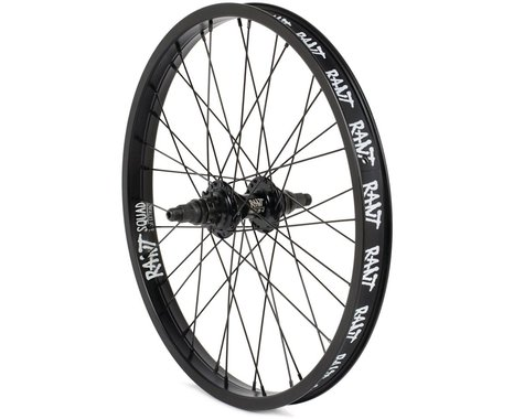 Rant Party On V2 Cassette Rear Wheel (Black)