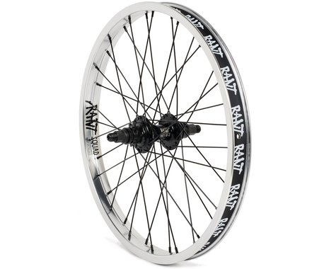 "Rant Party On V2 Cassette Rear Wheel (Silver) (20 x 1.75"")"