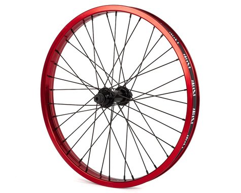 """Rant Party On V2 Front Wheel (Red) (20 x 1.75"""")"""