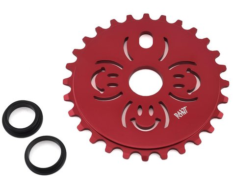 Rant H.A.B.D. Sprocket (Red) (28T)